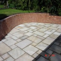Superb patios and slabbing by Country lane Landscapes