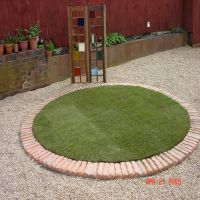 Ladscaping and turf laid by Country Lane Landscapes